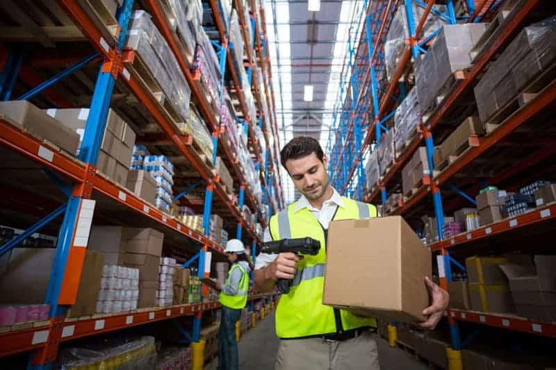 Adstral Order Fulfilment Warehouse