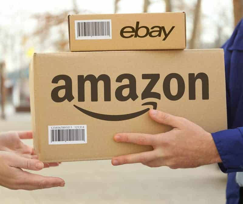 ebay and amazon fulfilment