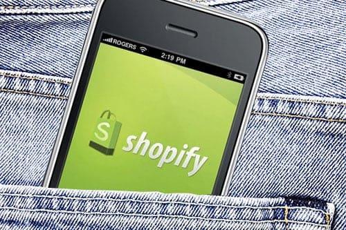 Shopify fulfilment